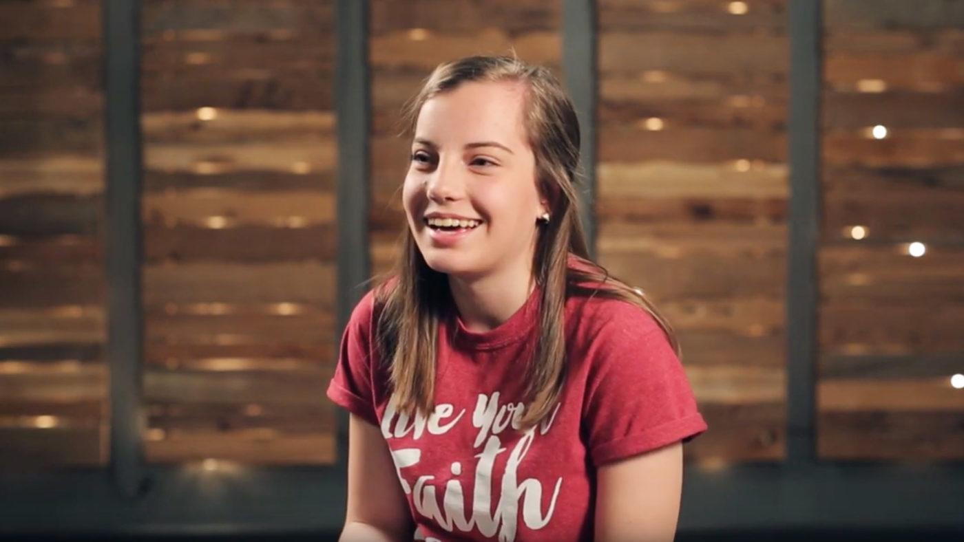 Kaitlyn's Becoming Story - Christ In Youth MOVE