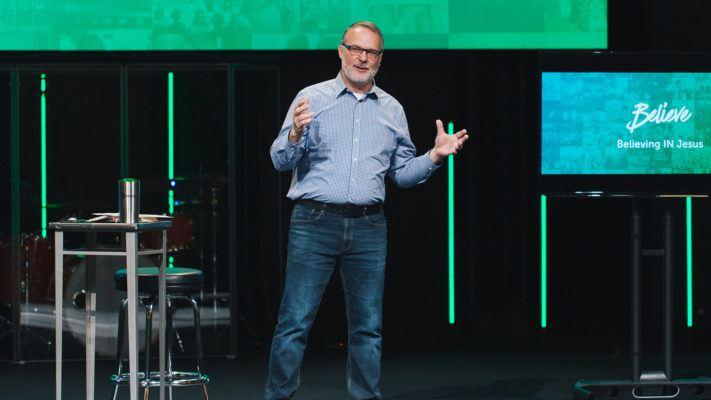 Central Christian Church in Ocala Florida - Doug Reed, Lead Pastor - Be Jesus Sermon Series