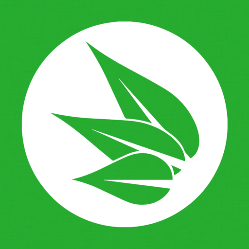 Cropped Social Icon Circle Leaves Png Central Christian Church